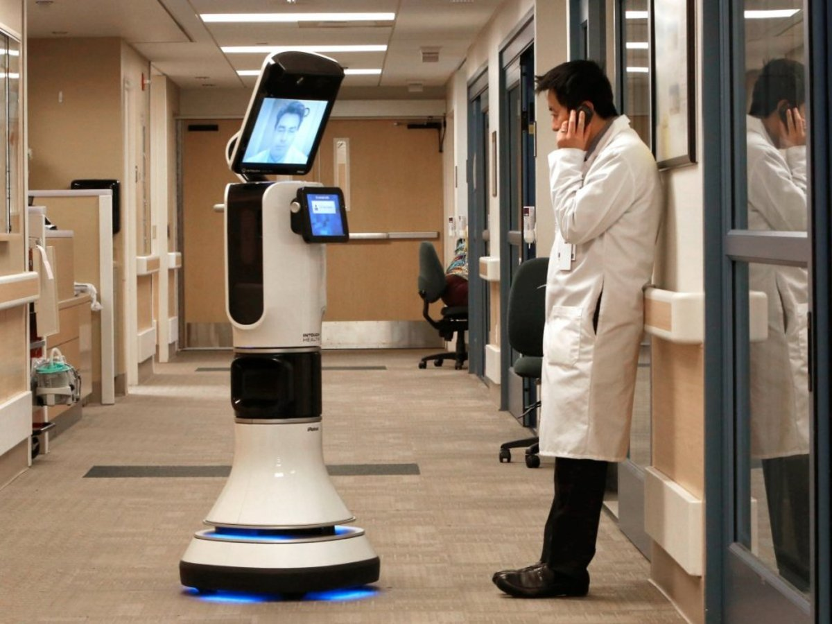 An AI-Assisted Healthcare Technician is the human part of artificial intelligence healthcare delivery of the future.