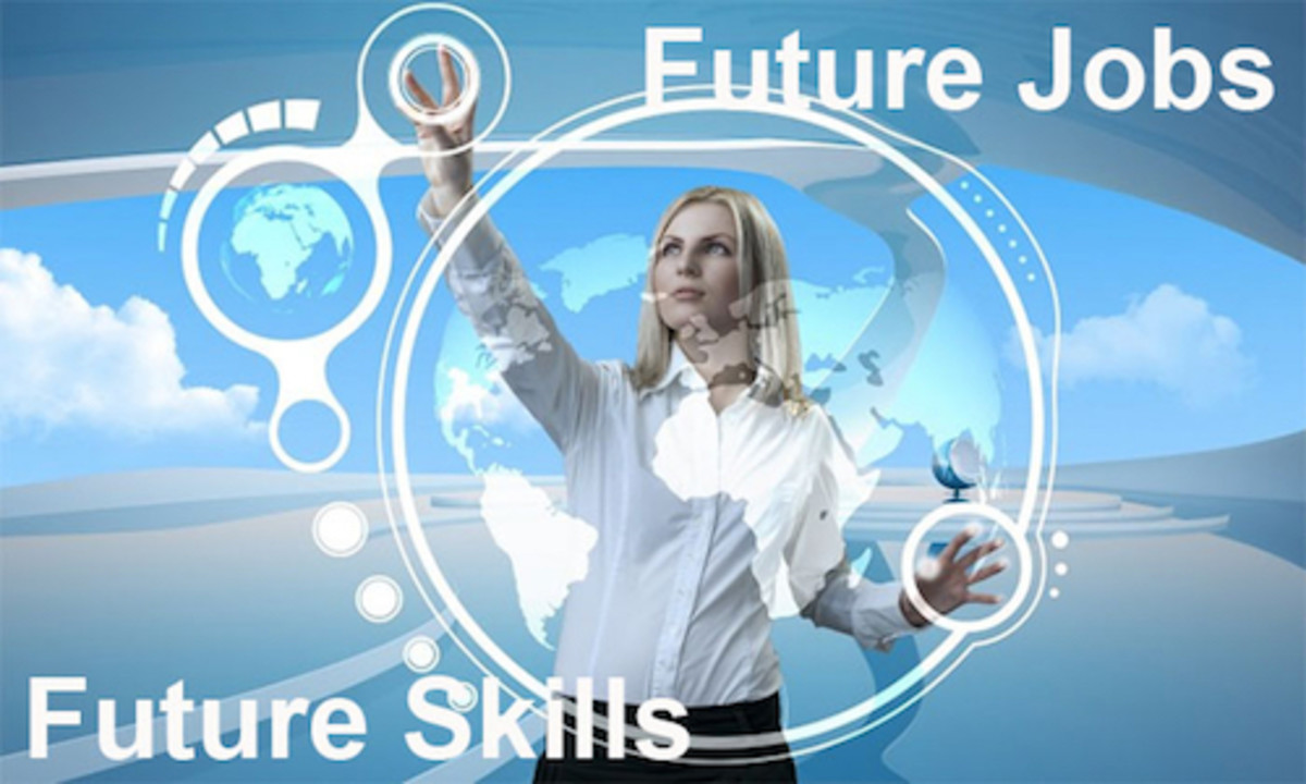 Future Jobs will require a mix of current and new skills that will emerge during the 21st century/