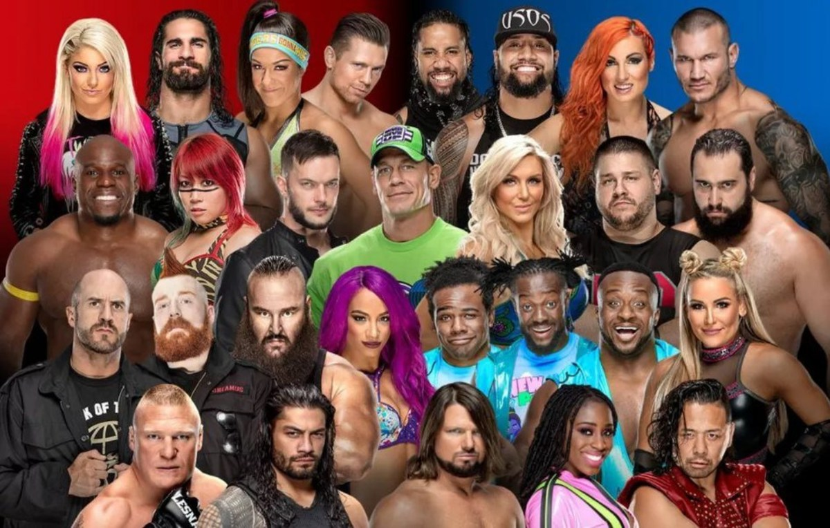 The WWE Comedy Poem of 2019
