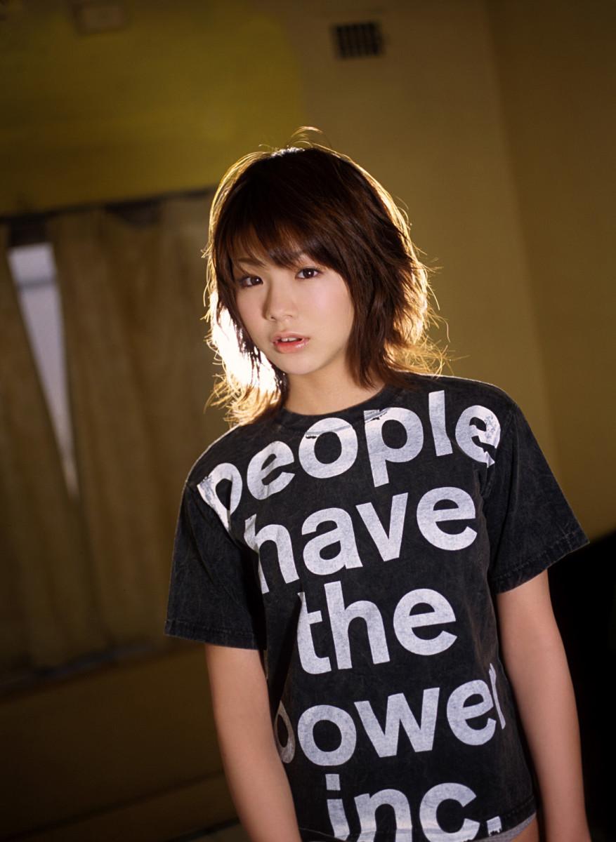 Sakura Mizutani Japanese Supermodel & Race Queen