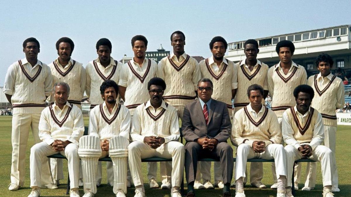 1975 Champions: West Indies.