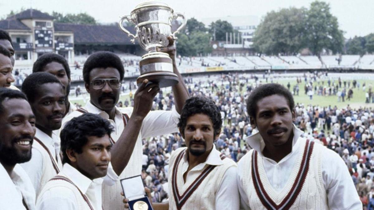 1979 Champions: West Indies.