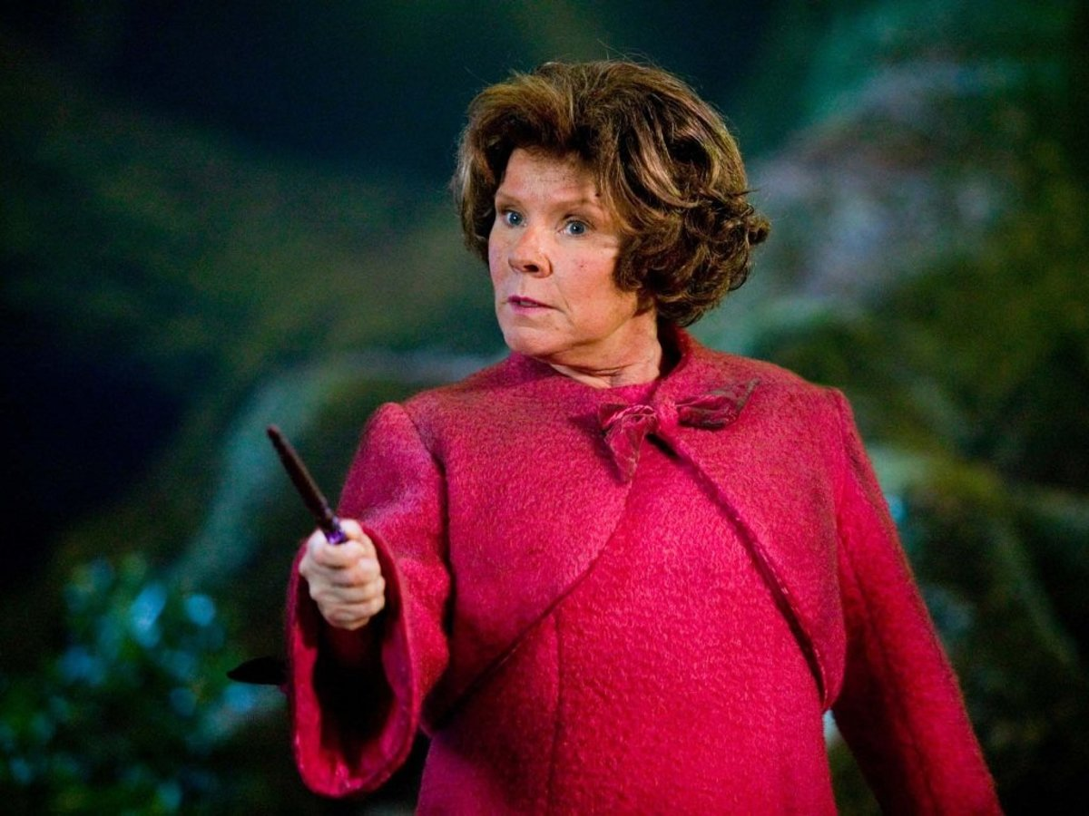 What Happened to Umbridge When She Was Carried Into the Forest by the Centaurs?