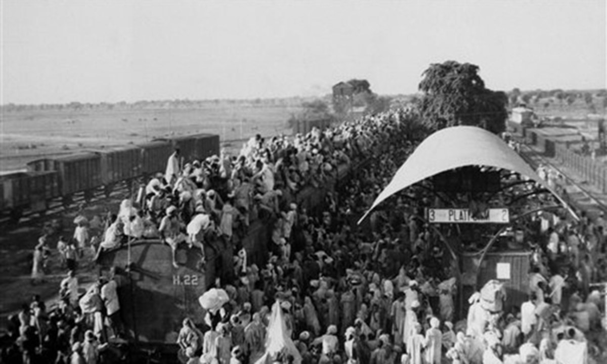 1947 Partition- A Journey from Dream to Reality