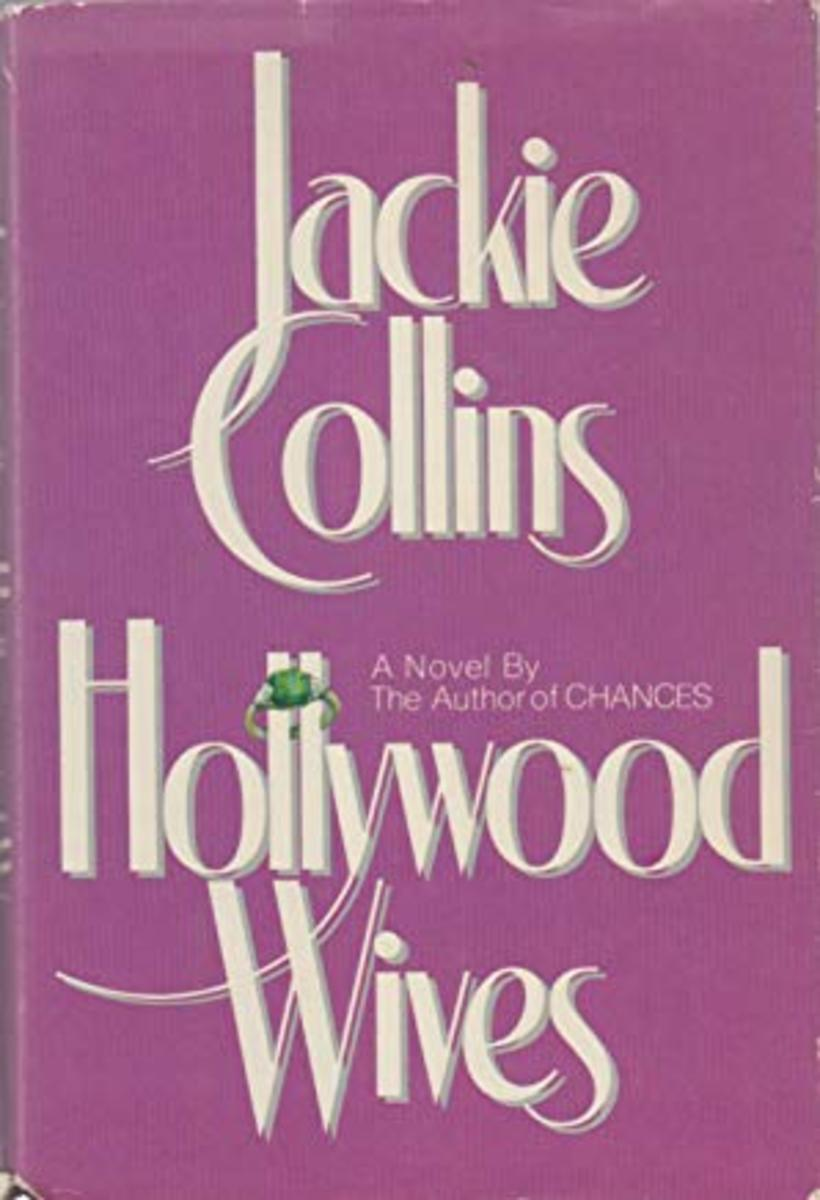 Retro Reading: Hollywood Wives by Jackie Collins