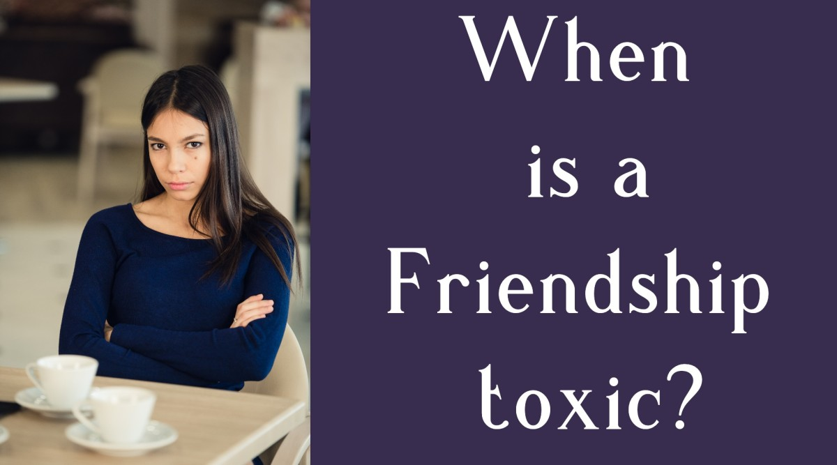 How to Break Away From a Toxic Friendship