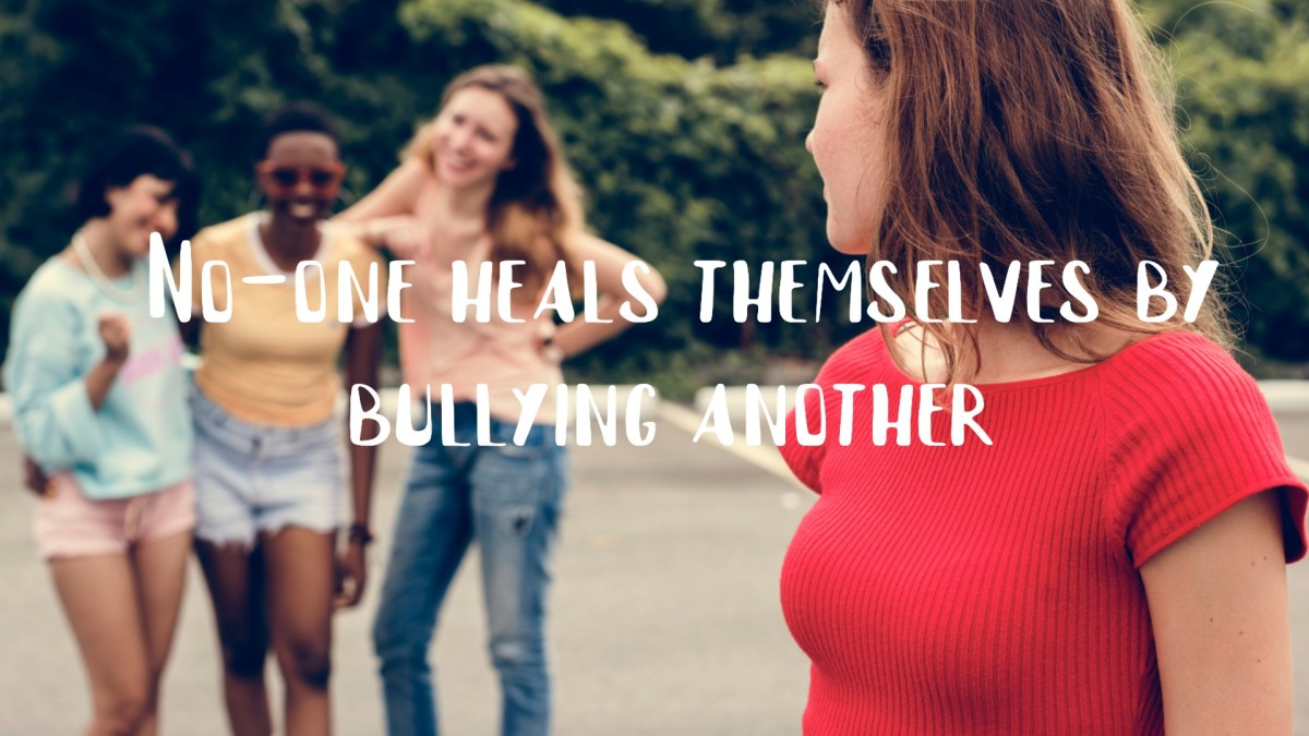 Have You Ever Encountered a Bully?