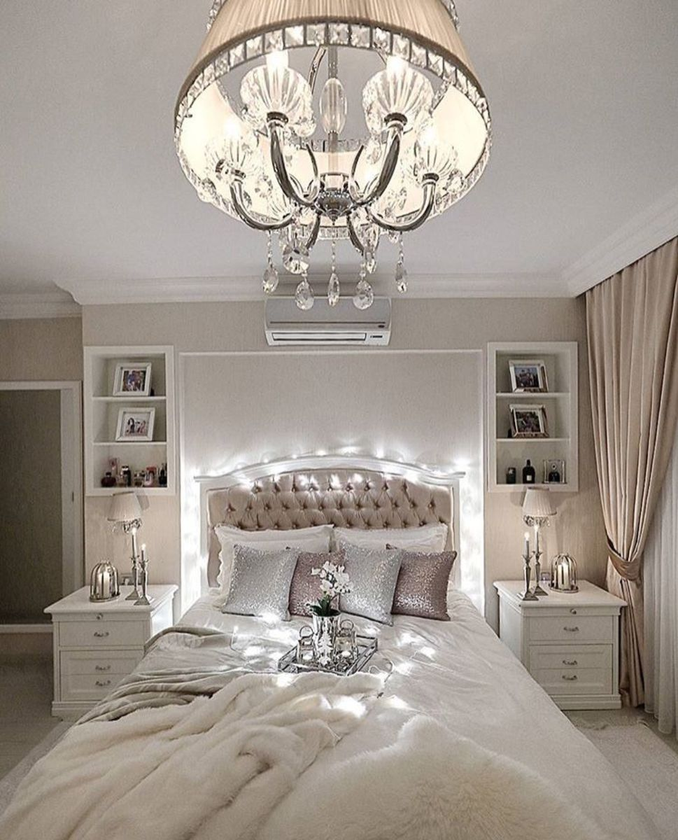 Fancy Bedroom Home Decor