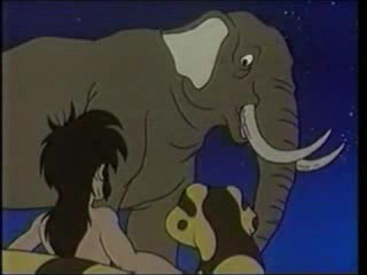 Hathi the Wild Elephant