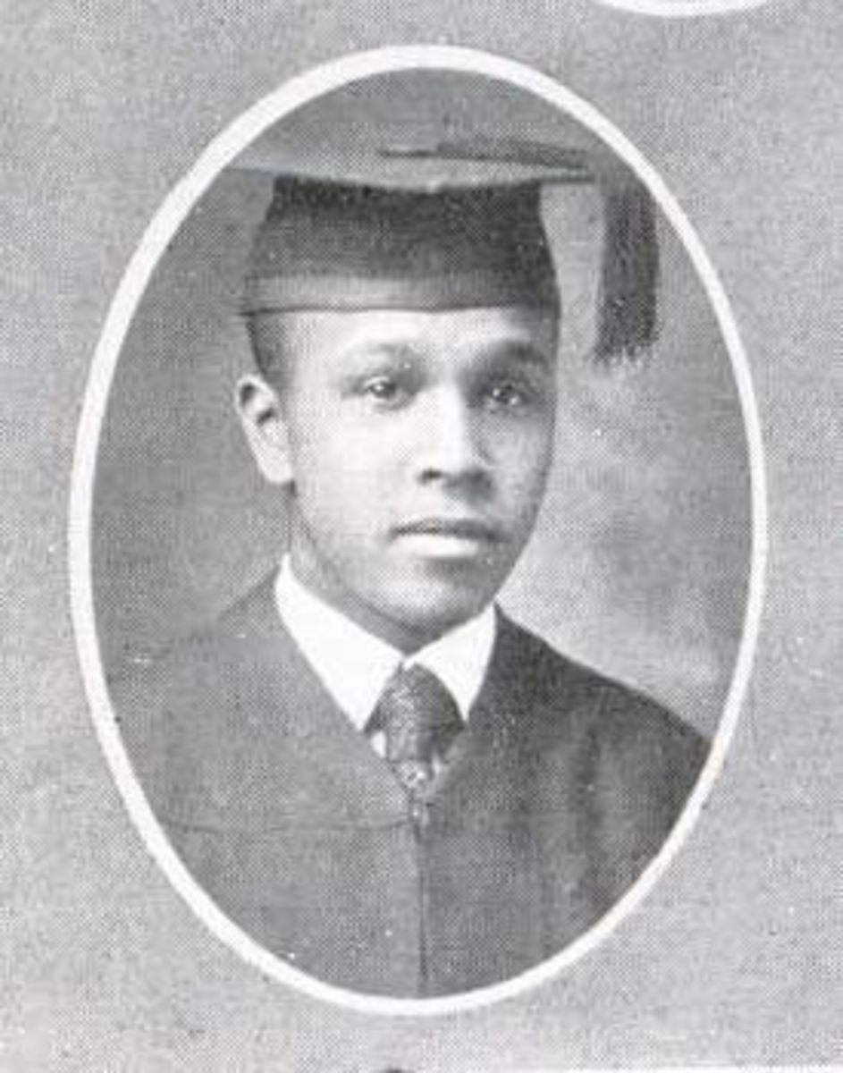 Percy Julian DePauw University graduate