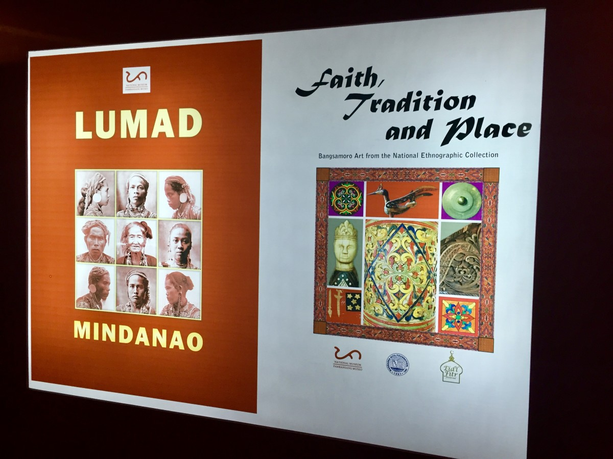 Faith, Tradition and Place: Bangsamoro Art from the National Ethnographic Collection