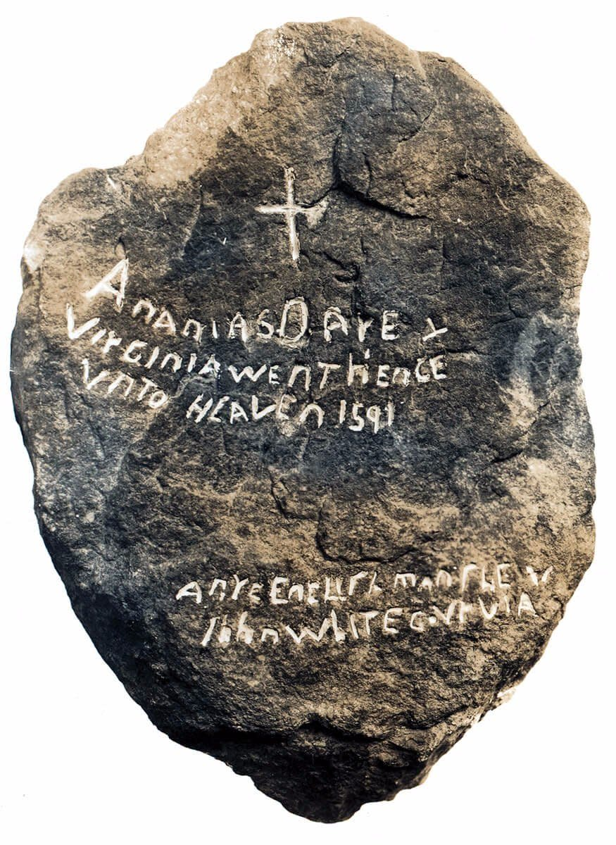 The first Dare stone believed to be genuine.