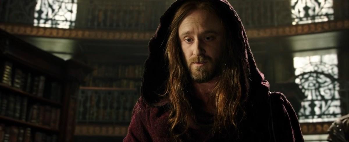 Ben Foster is Jesus.