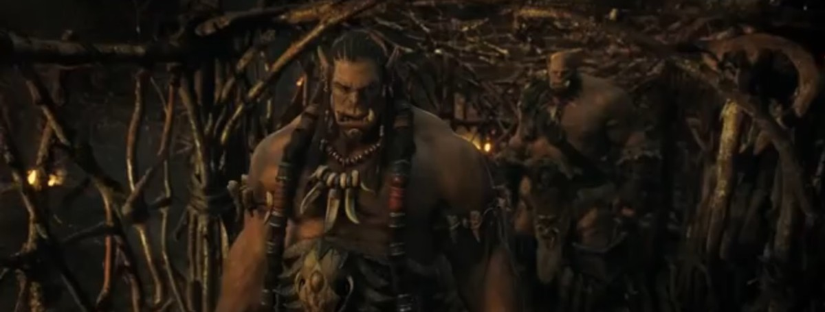 This movie is the only work orcs can get.