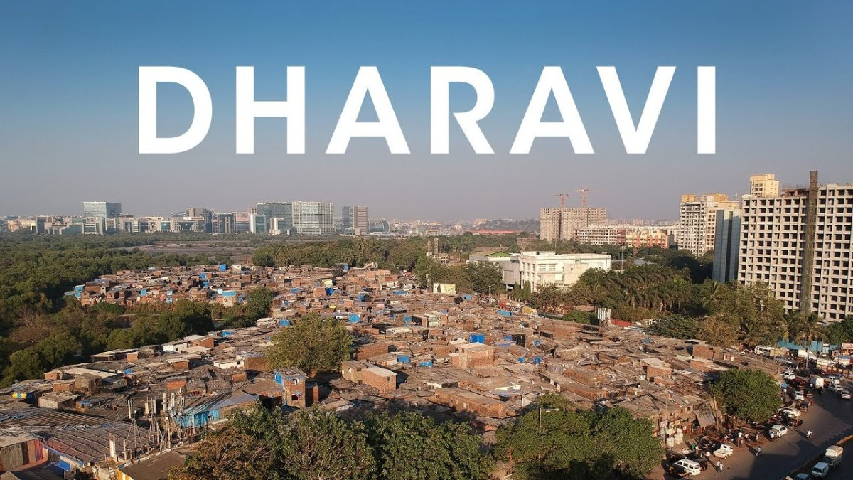 Dharavi: One of the World's Largest Slums