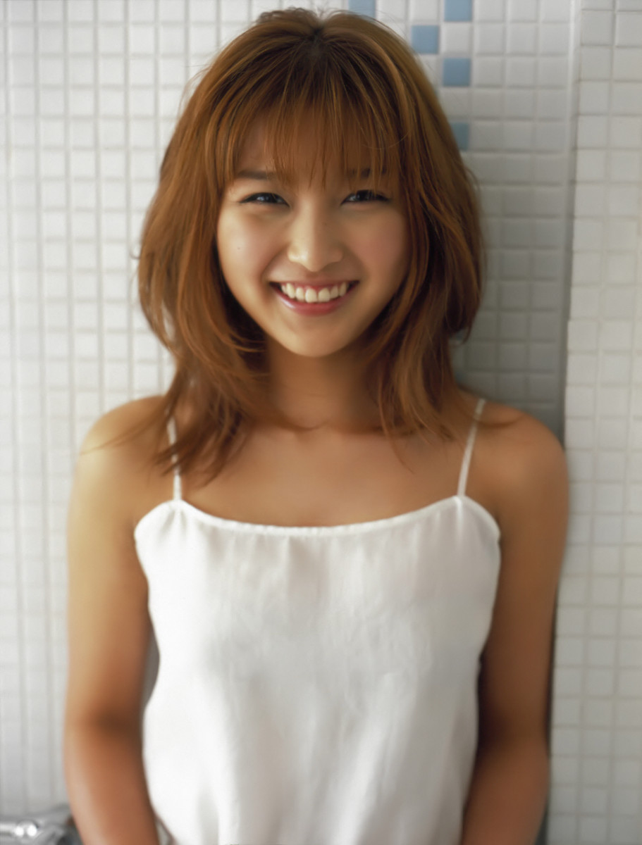 Rika Ishikawa Pop Music Singer, Actress, & Fashion Model Best Known for Being a Member of Morning Musume