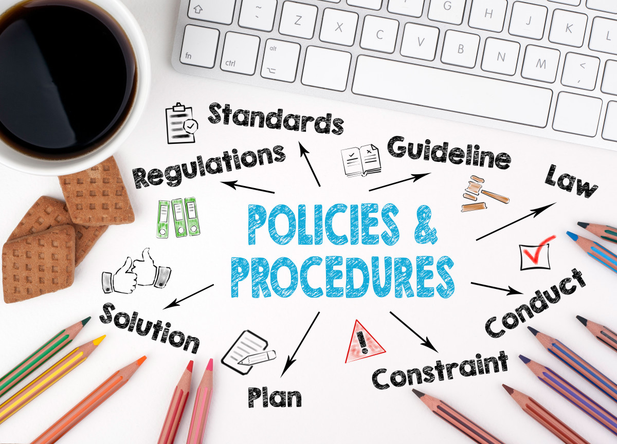 How to Write Polices and Procedures - Step-by-Step Guide