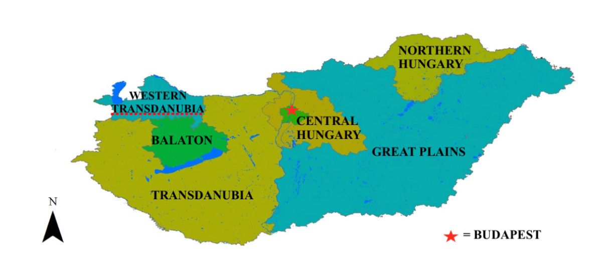 The Geography of Hungarian Wine