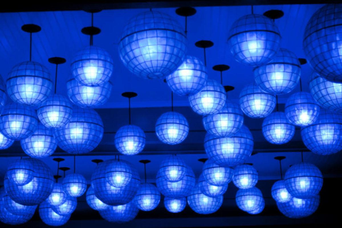 The Blue Lantern