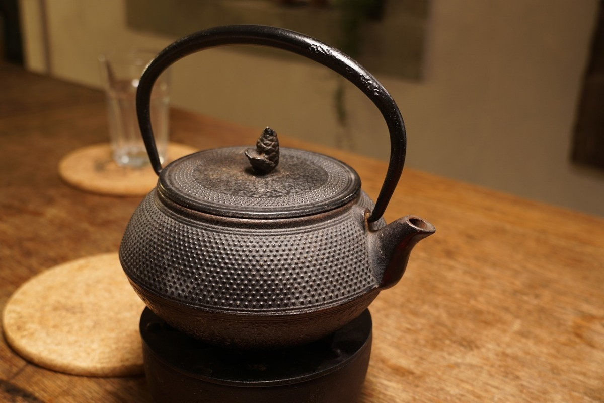 Benefits of a Cast Iron teapots