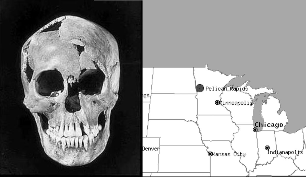 Minnesota Woman - Pelican Rapids, Minnestoa