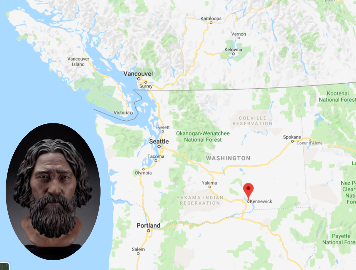 Kennewick Man - Washington State