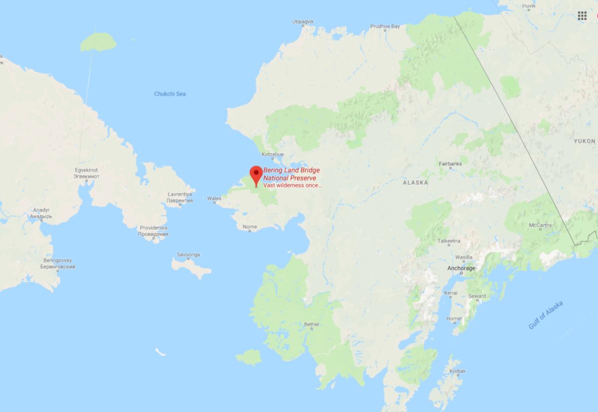 Bering Land Bridge National Preserve - Alaska