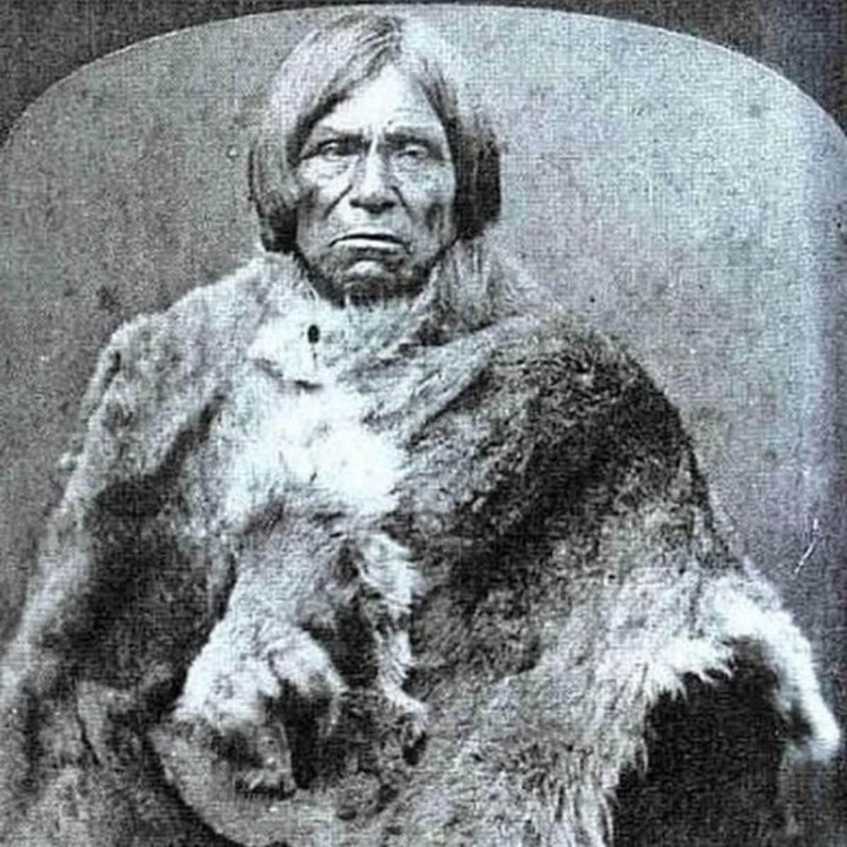 Chief Tenaya