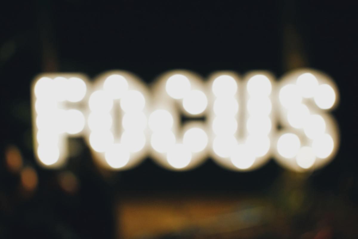 The Focus Problem