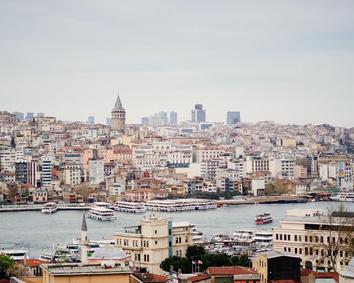 Amazing Istanbul, Turkey