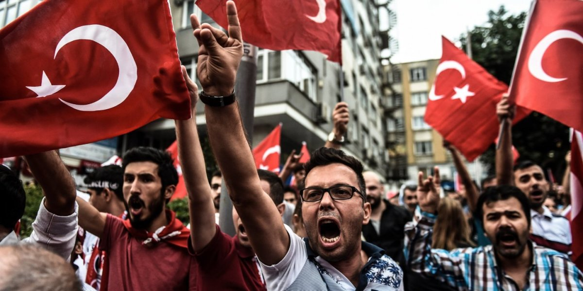 Turkey's ongoing conflict