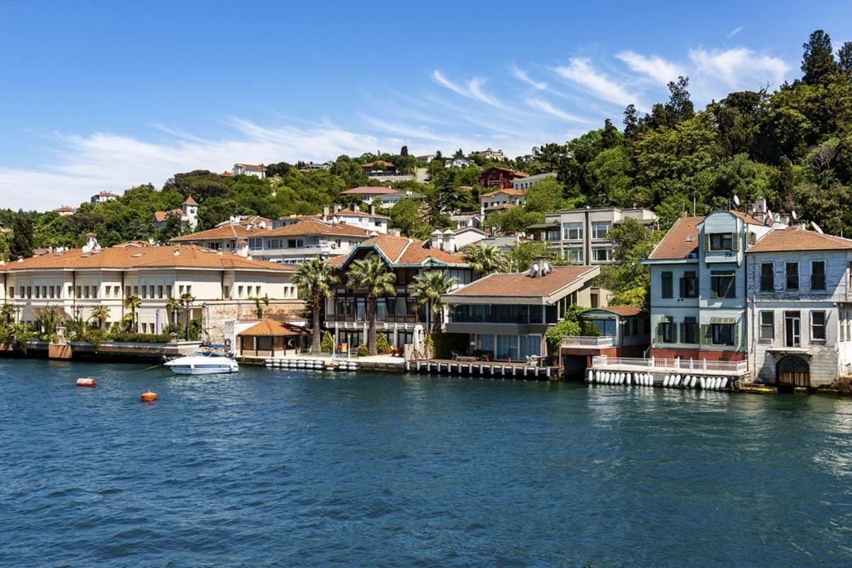 Amazing scenery in Turkey
