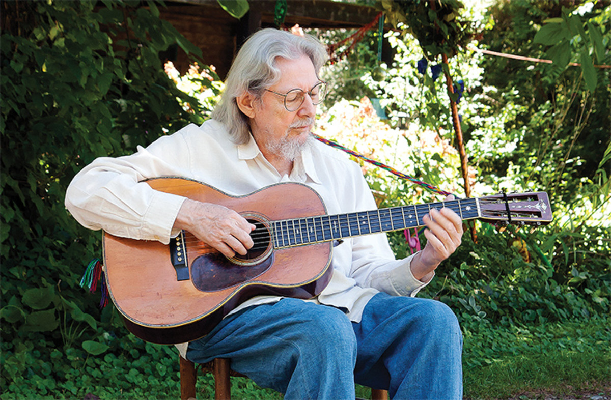 Norman Blake, Master of Folk and Bluegrass Guitar