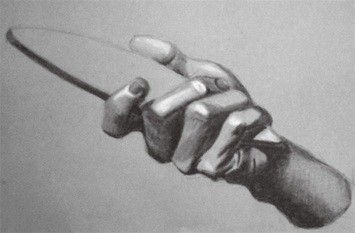 Charcoal Drawing Made Simple