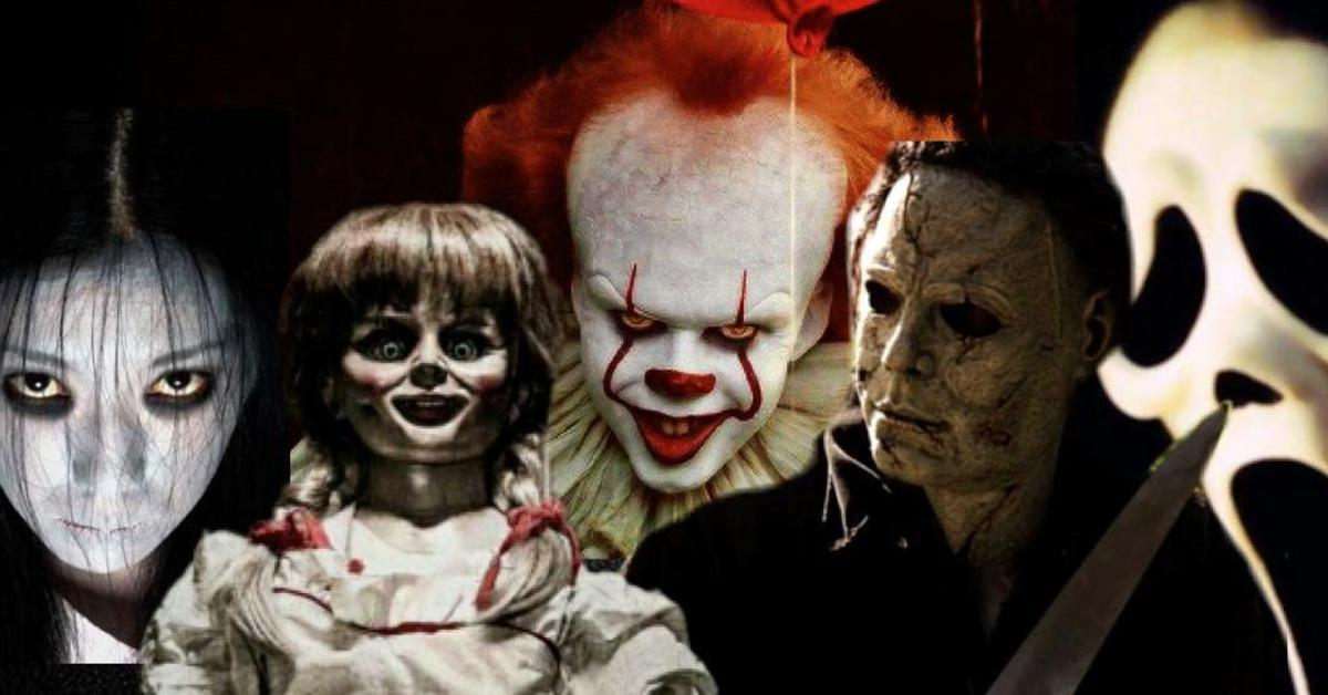 The Top Five Horror Writers of All Time