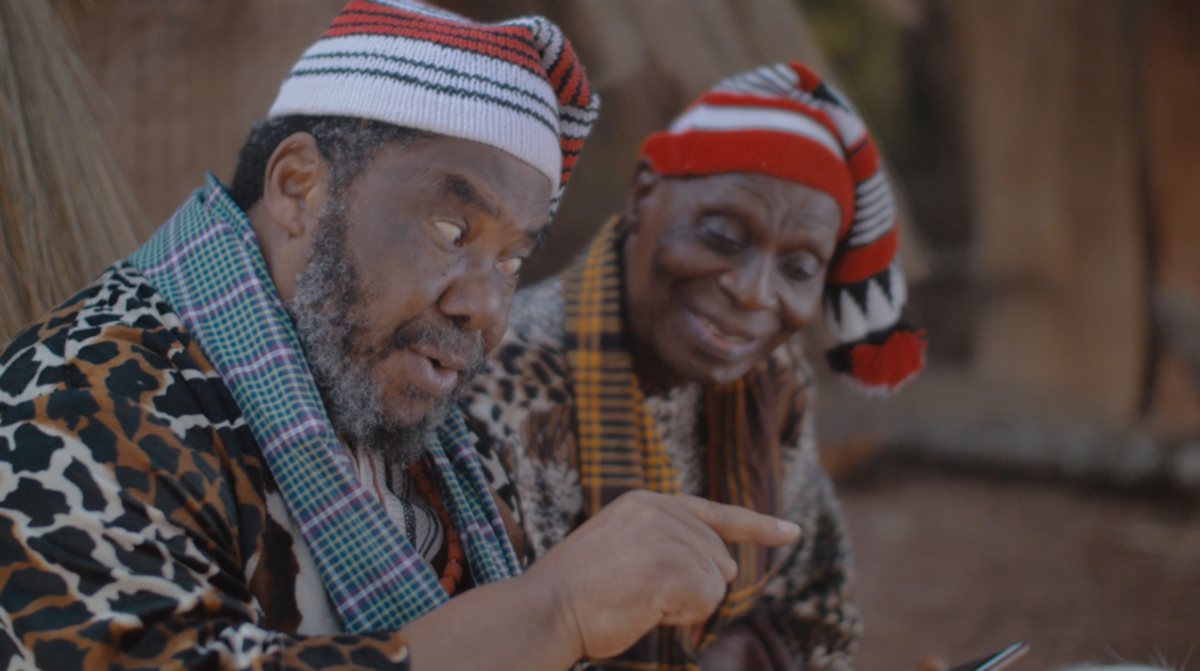 A popular Igbo Actor and Chief