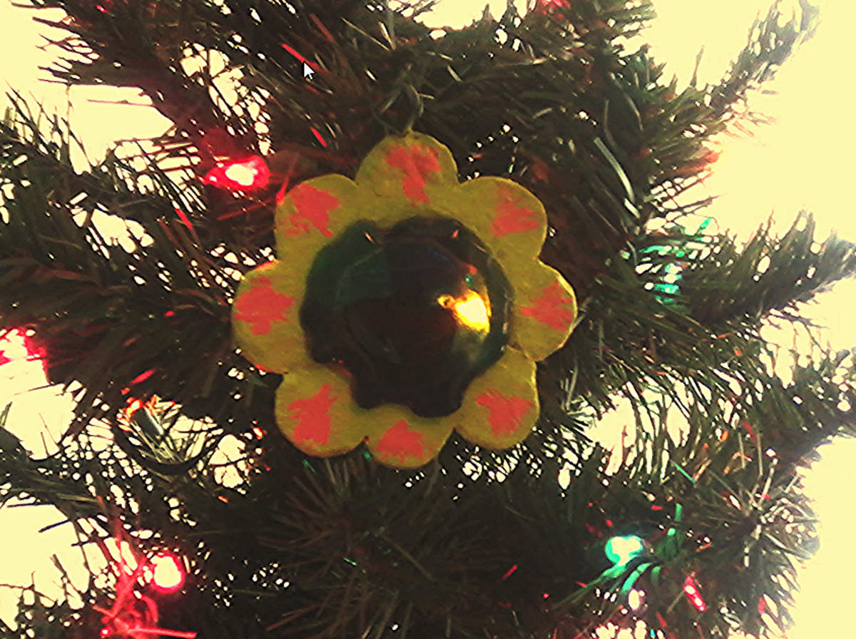 Make any ornament you want! Get creative.
