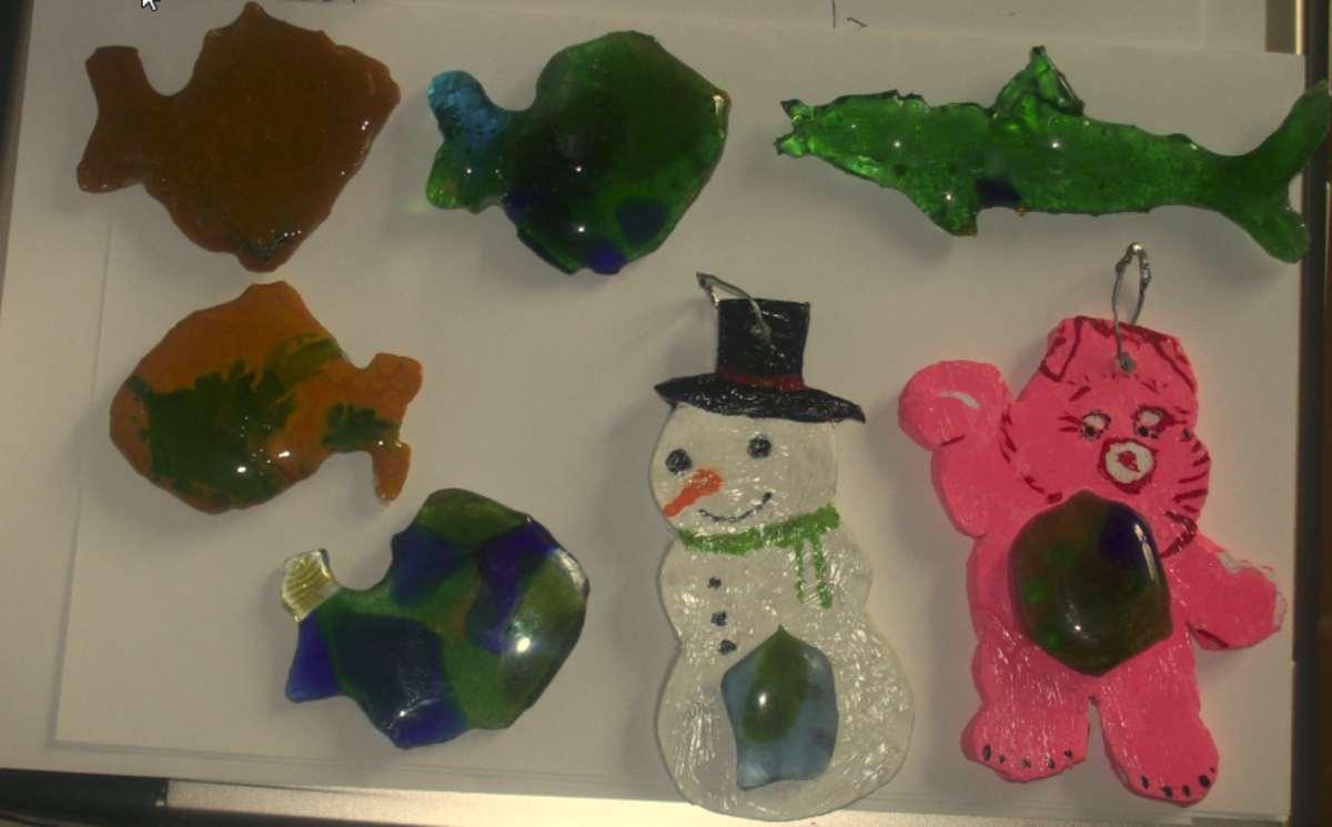 Craft With Kids: An Activity With Fused Glass