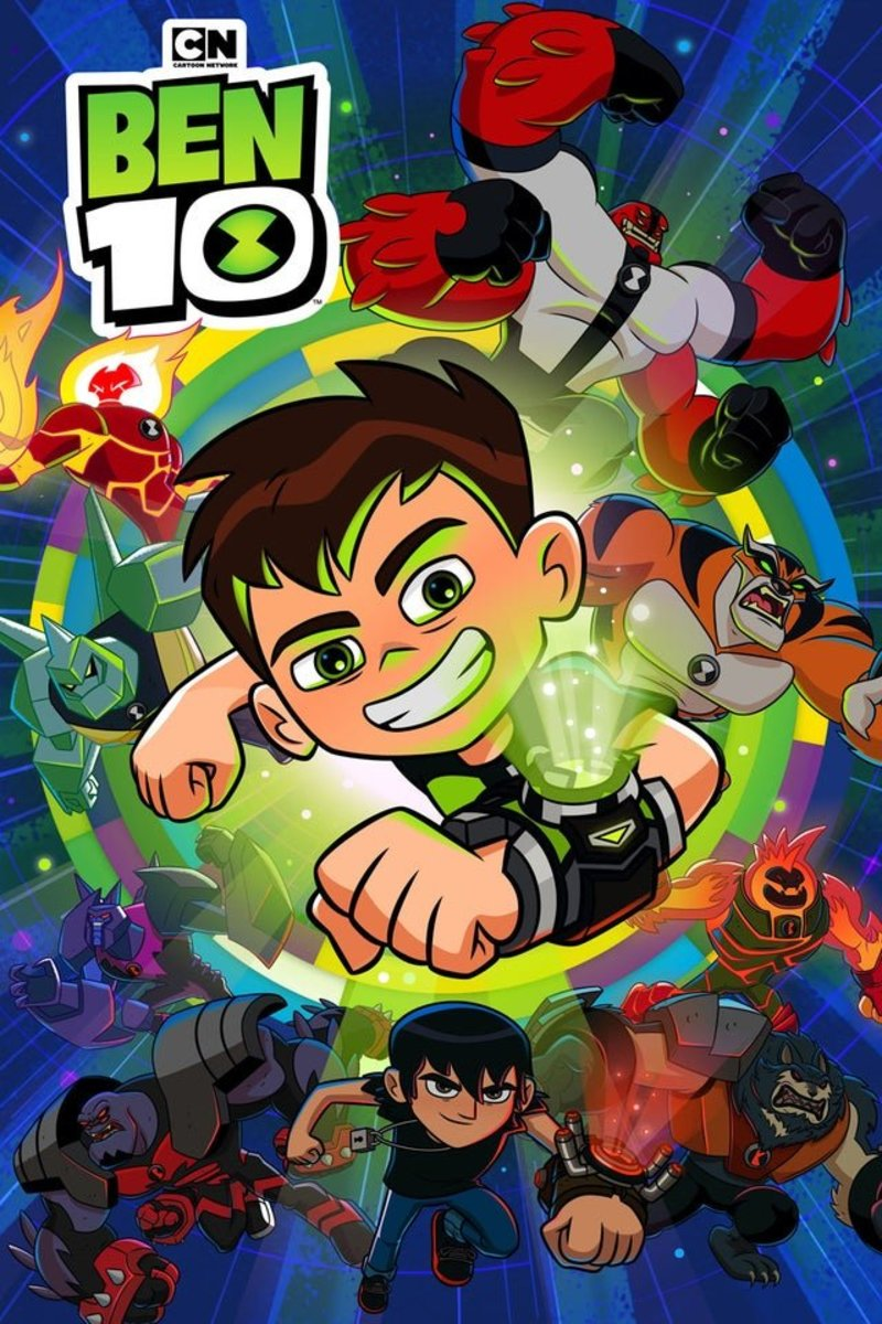 Ben 10: Interesting Aliens in the Franchise 2.0
