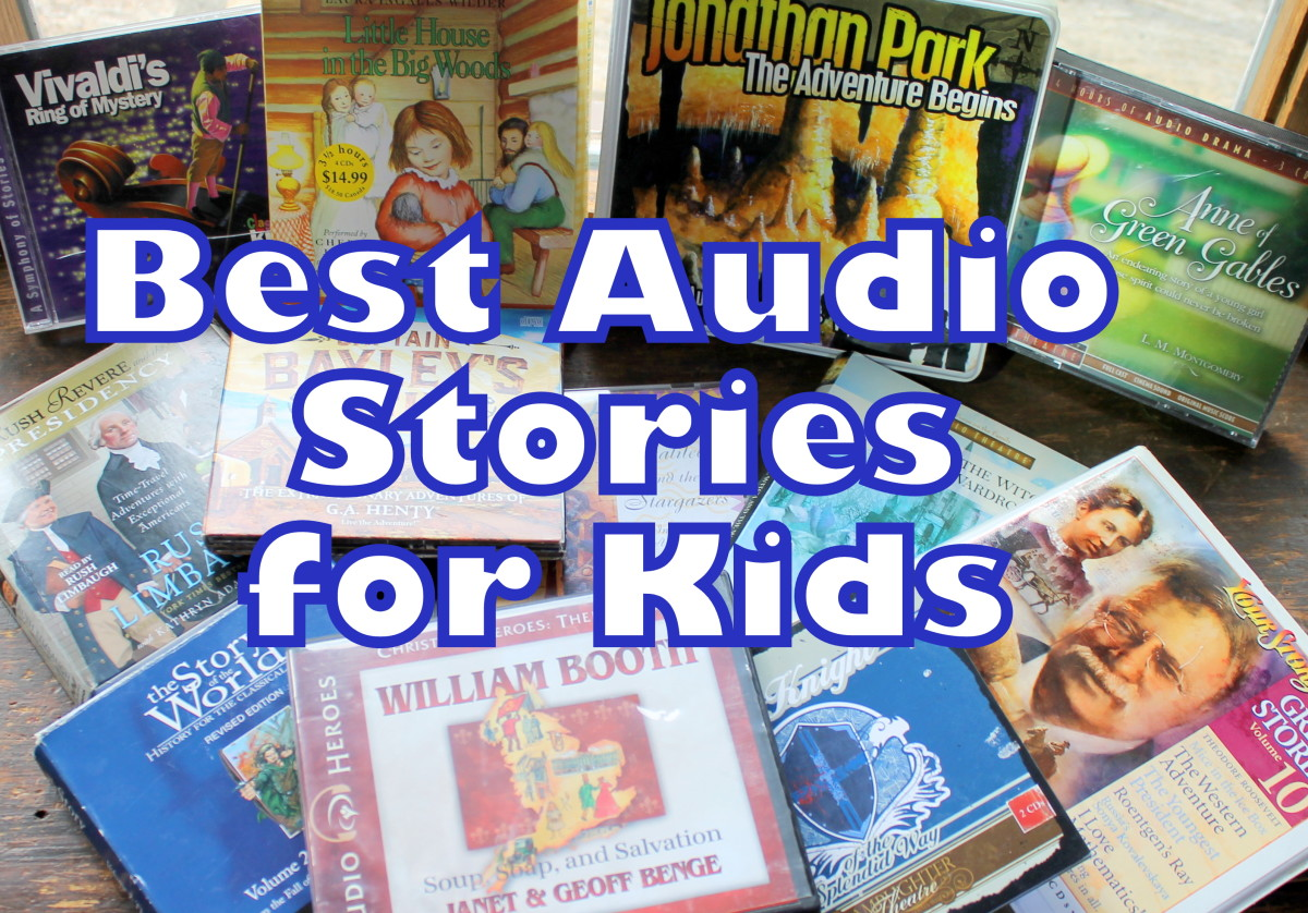 Best Audio Books & Stories for Kids (that Adults Will Love Too)
