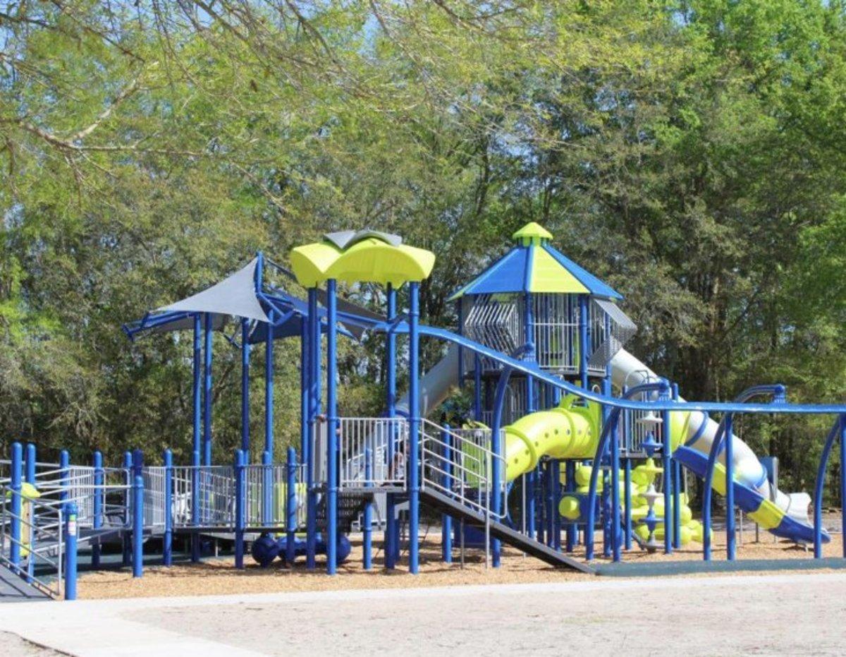 First Federal Sportsplex Playground