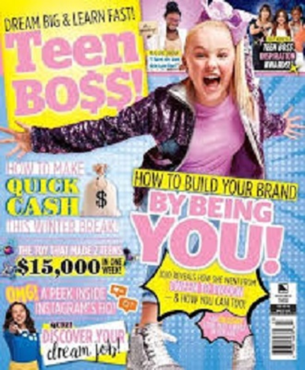 20 Business Ideas for Teenagers and Youths