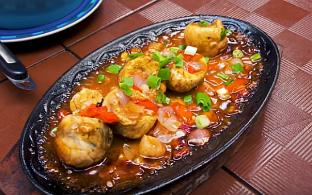Top 10 Exotic Filipino Foods