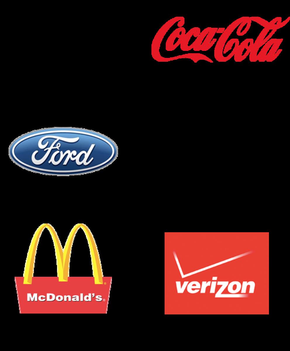 Famous brands' taglines