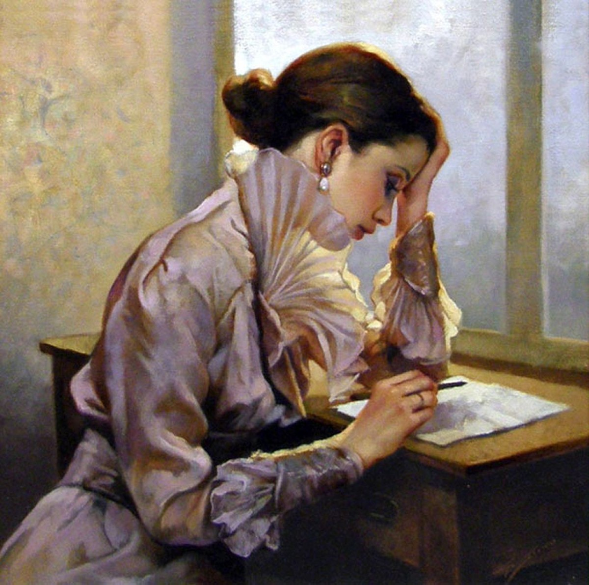 """""""Every word a woman writes changes the story of the world, revises the official version."""" - Carolyn See"""
