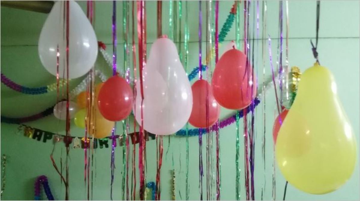 Creative Ideas For Kid's Parties