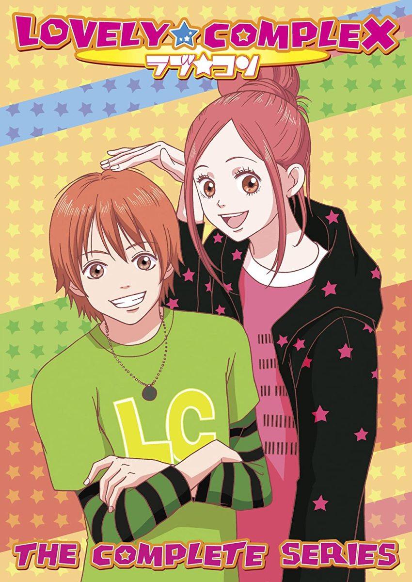 My Top 10 Romance Anime