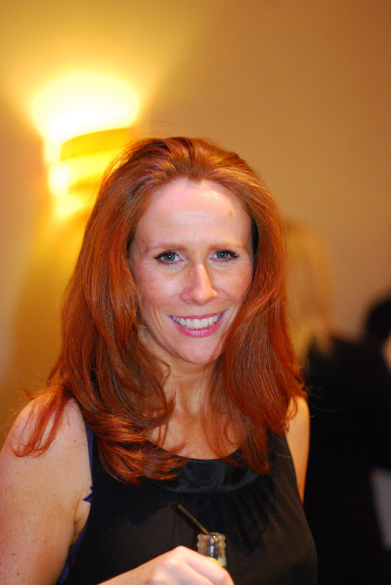 Catherine Tate played Nellie in later seasons of The Office.