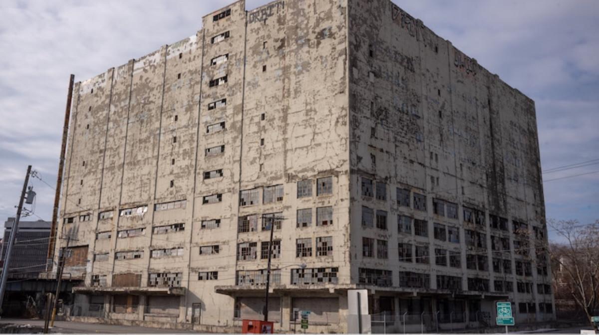 Albany Central Warehouse