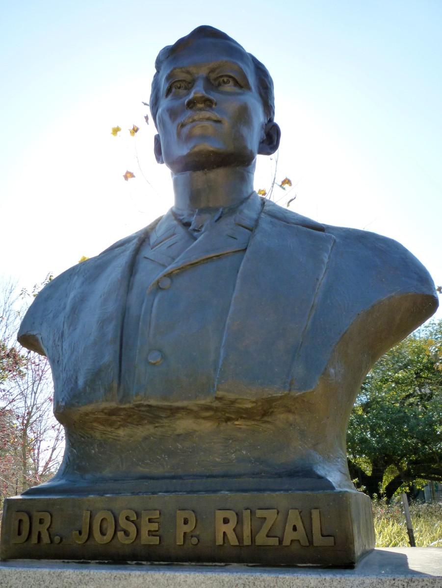 Dr. Jose P. Rizal Sculpture